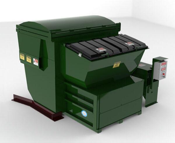 Cram-A-Lot X-Press Pack Trash Compactor
