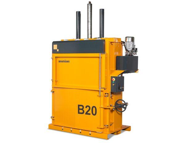 B20 Recycling Baler